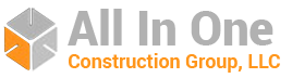 All In One Construction Group, LLC, Logo